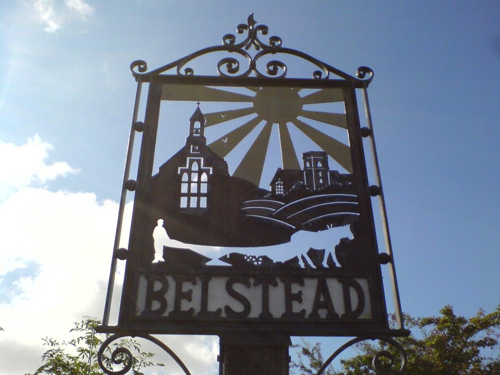 BELSTEAD VILLAGE WEBSITE